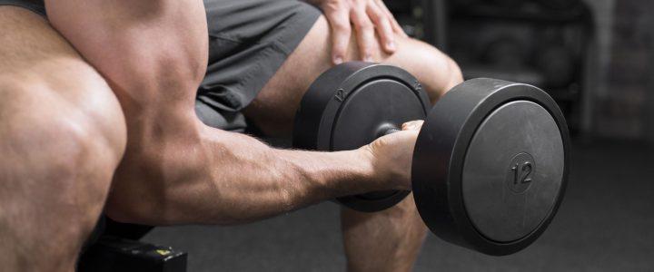 Reforço muscular [Melhore seu rendimento]